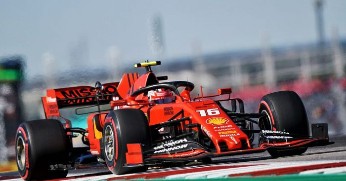 Ferrari's 2019 development above expectations says Mattia Binotto.