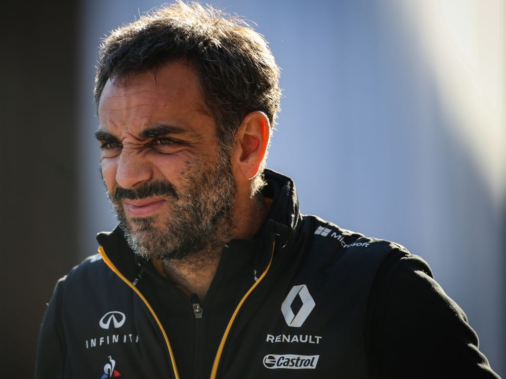 Cyril Abuteboul Renault