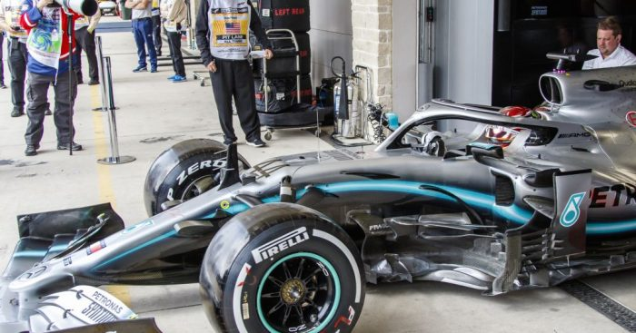 Lewis Hamilton frustrated not to make front row in Austin.