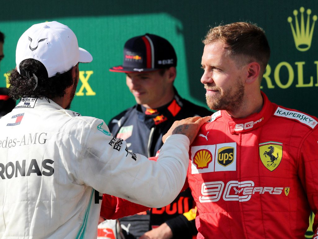 Sebastian Vettel: I can beat anyone in Formula 1