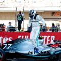 Race: Hamilton claims title No6 despite Bottas' US win