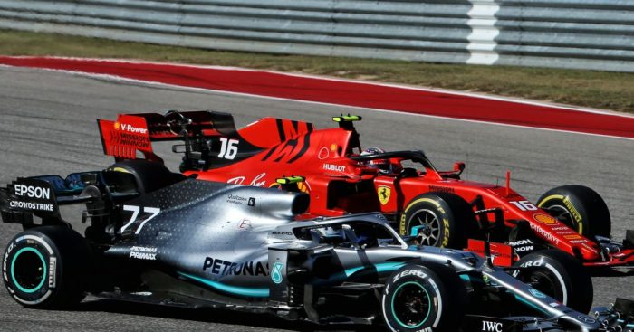 "Charles Leclerc has ""no explanation"" for Ferrari's dismal US GP."
