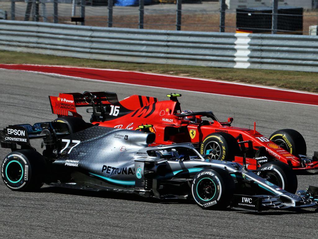 "Charles Leclerc has ""no explanation"" for Ferrari's dismal US GP."