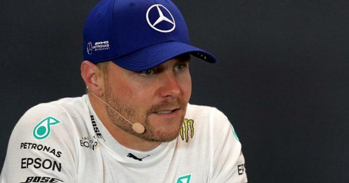 Valtteri Bottas lost his love a little bit for F1 in 2018.