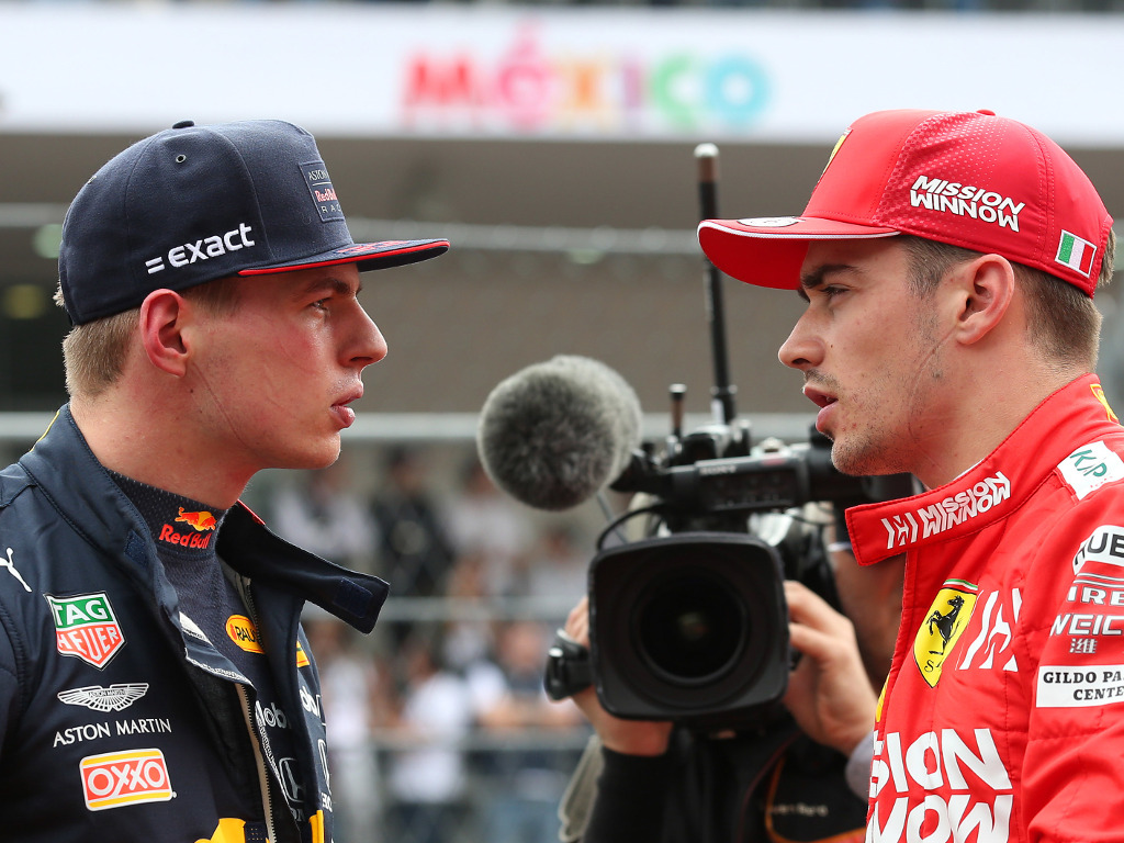 Max Verstappen and Charles Leclerc wouldn't turn down Mercedes says George Russell.