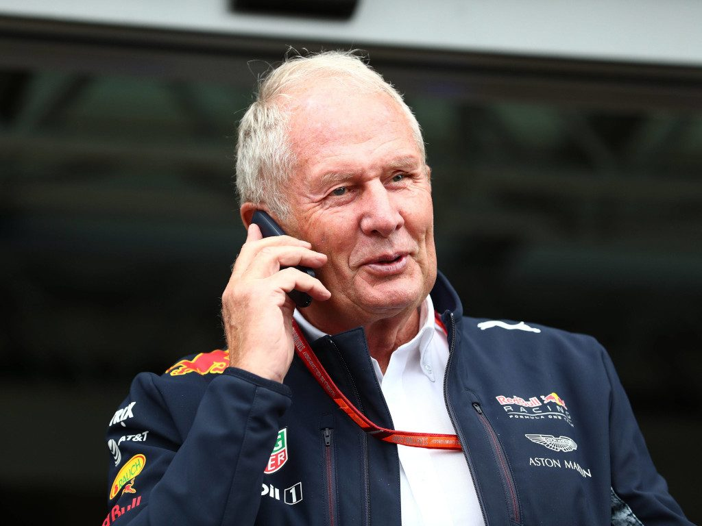 Helmut Marko not ready to retire