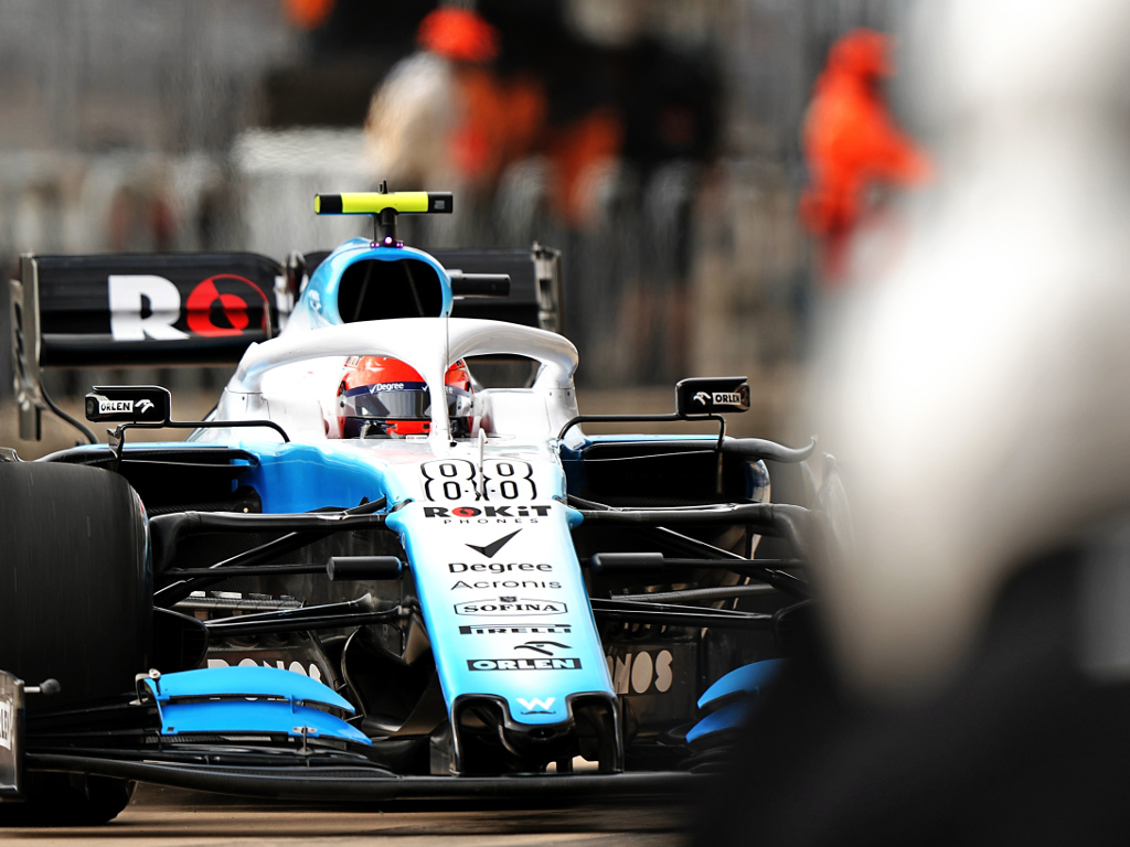 Robert Kubica didn't 'miss a lot' with US DNF