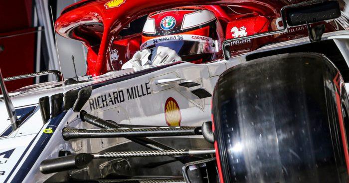 Kimi Raikkonen says 11th or last makes 'no difference'