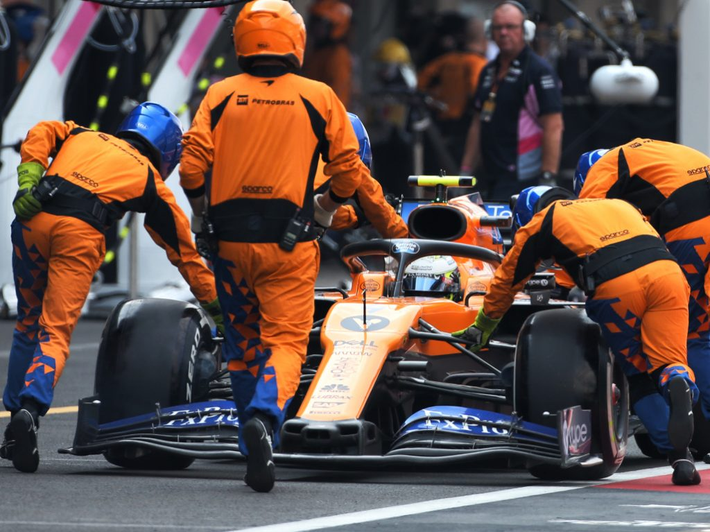 McLaren complete management reshuffle ahead of 2020 season.
