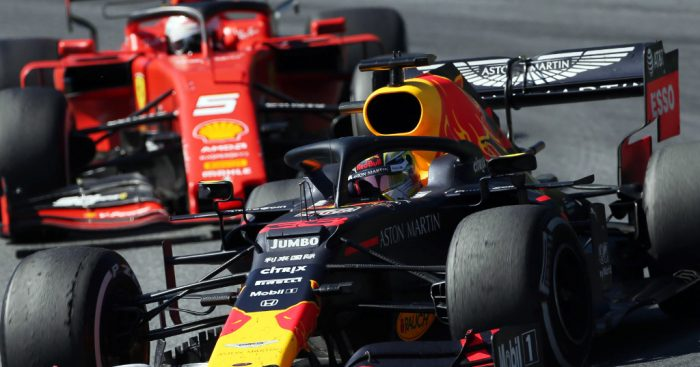 Honda: Only thing clear is that Ferrari lost pace