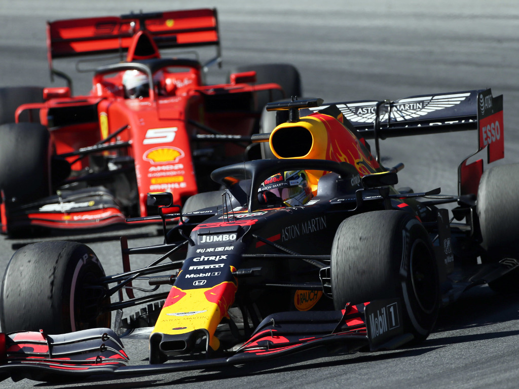 Honda ahead of Ferrari, says Mercedes engine chief Andy Cowell