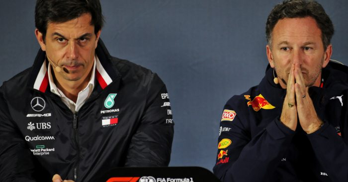Toto Wolff calls 'foul' on fuel flow breaches