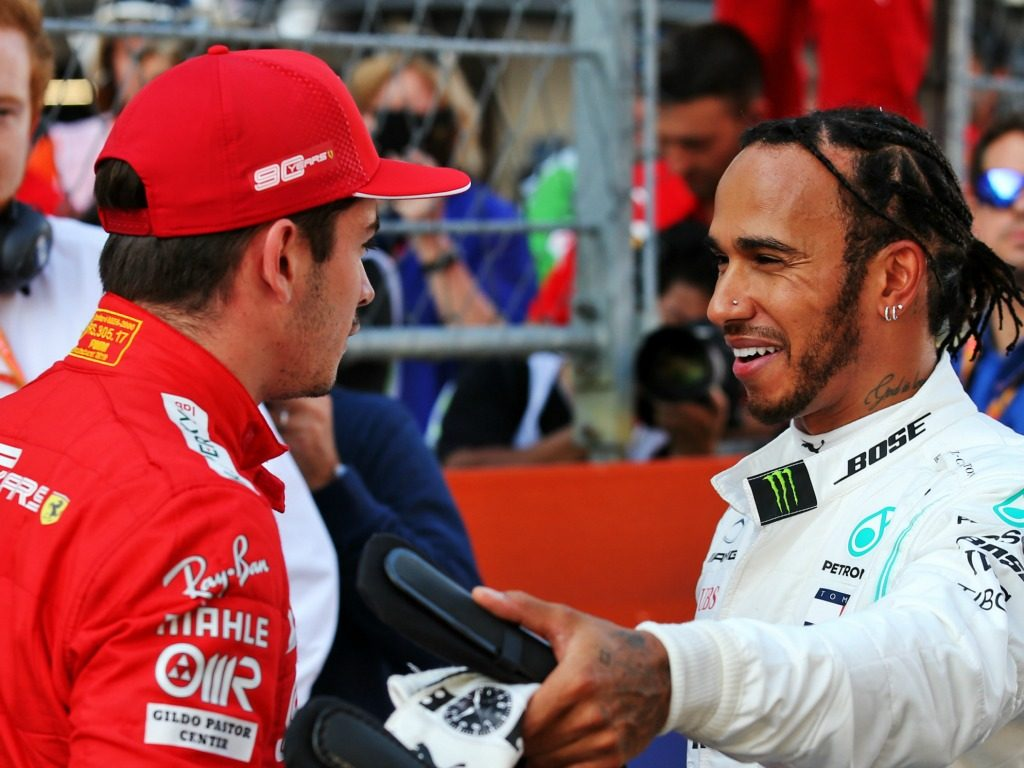 'Lewis Hamilton not the best driver, but great ambassador'