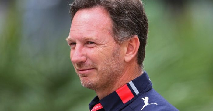 Christian Horner upbeat about Red Bull's 2020 chances