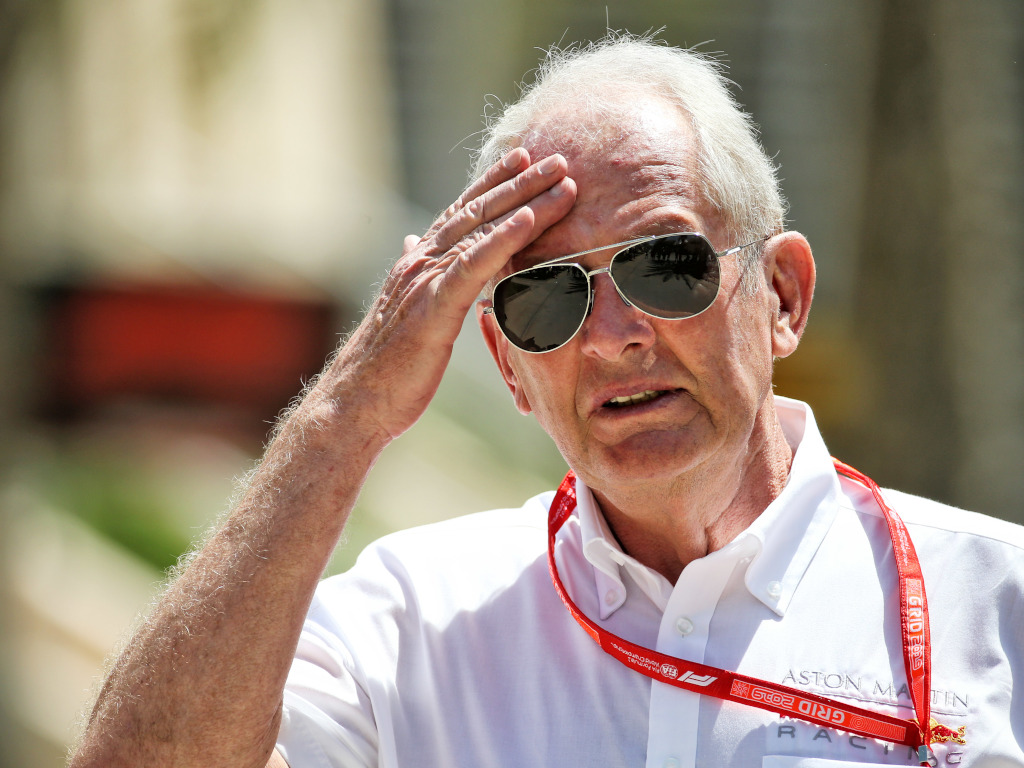 "Helmut Marko convinced he caught the coronavirus in ""mid-February""."