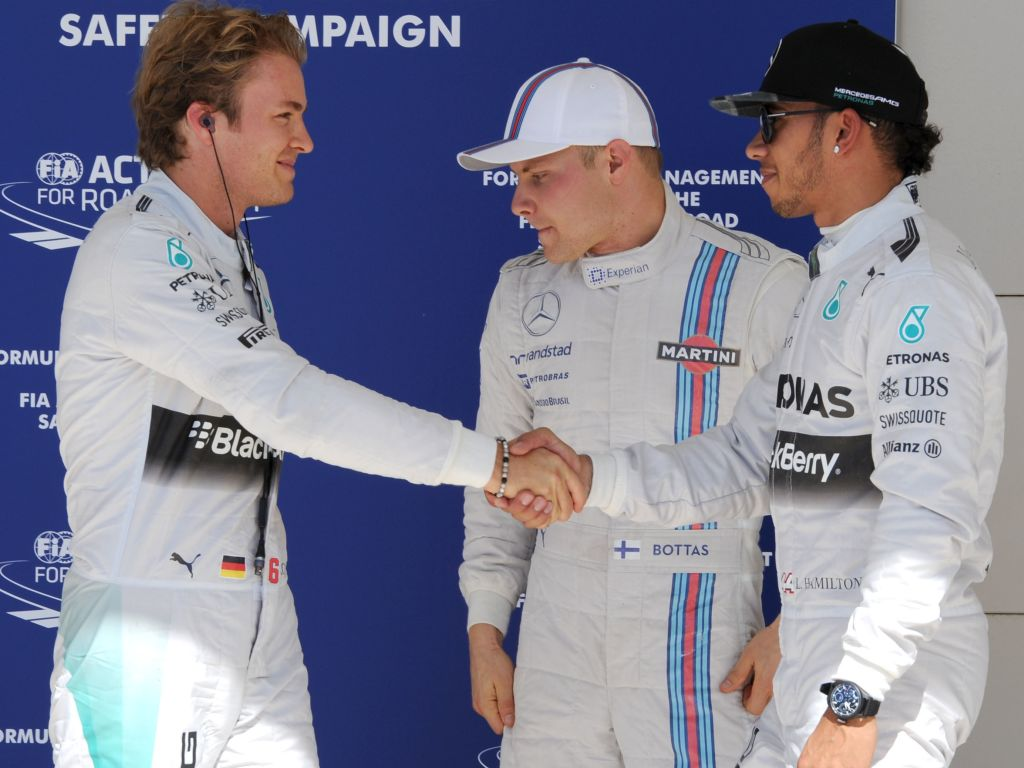 "Valtteri Bottas again reminded everyone that he's ""not Nico Rosberg"" and won't resort to mind games against Lewis Hamilton."