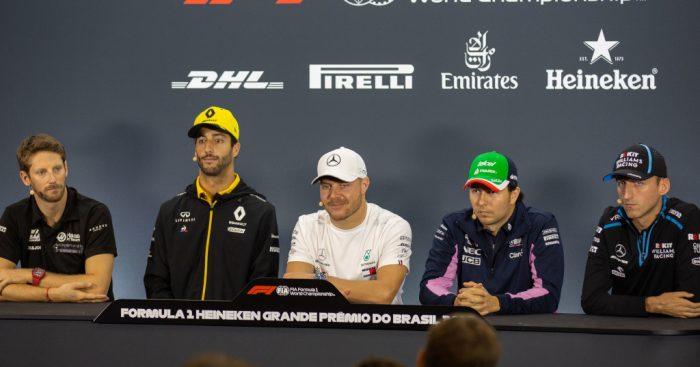Brazilian GP press conference