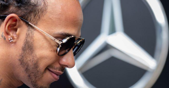 Lewis Hamilton hopes to new Merc deal 'sorted' soon