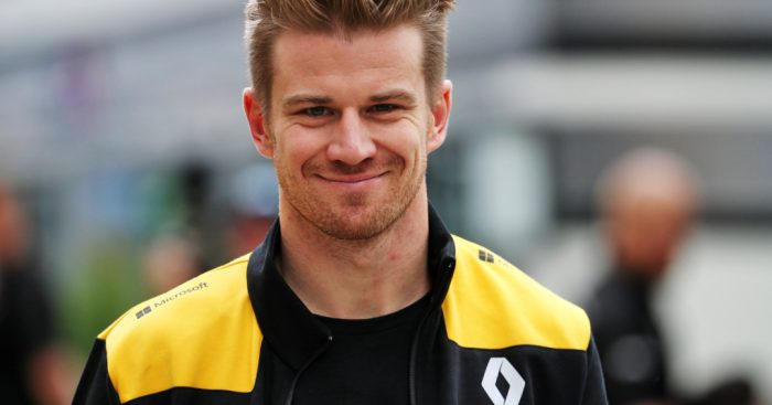 Nico Hulkenberg 'relieved that it's all over'