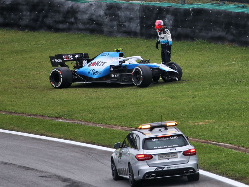 Robert Kubica won't use the Pirelli tyres as a cheap excuse for his and Williams' poor 2019.