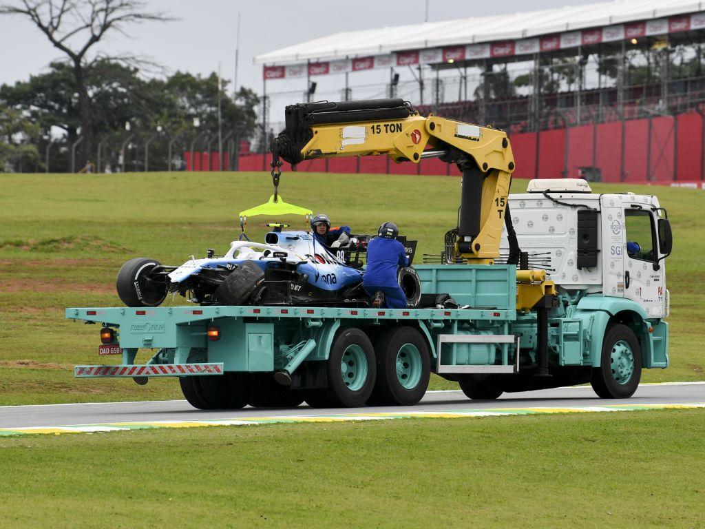 "Robert Kubica doesn't ""regret"" returning to F1."