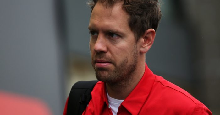 Ferrari's Sebastian Vettel to blame for Brazil incident says Nico Rosberg.