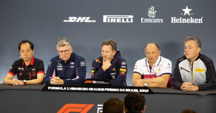 Friday's press conference: Brazil