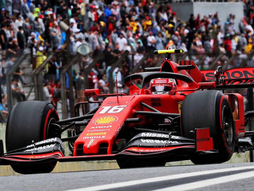 Charles Leclerc 'disappointed' with his Q3 performance