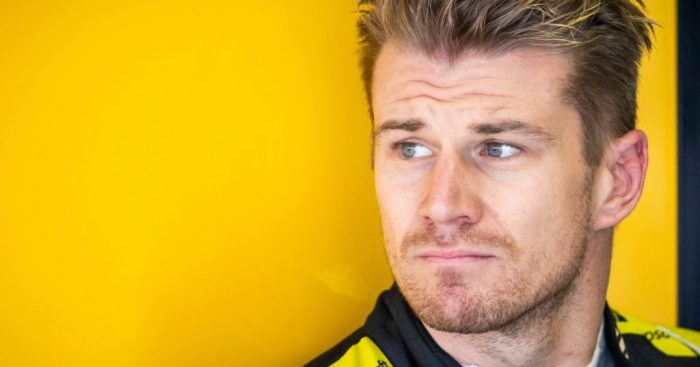 'Nico Hulkenberg in F1 longer than he should have been'