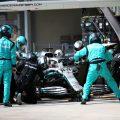 Mercedes: Late pit stop was just plain dumb