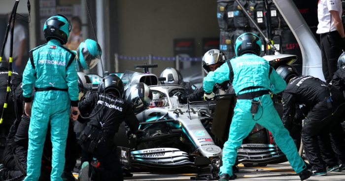 "Mercedes have a ""point to prove"" in Abu Dhabi after their struggles in Brazil says Toto Wolff."