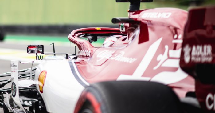 "Alfa Romeo principal Frederic Vasseur suggests the company have a ""long-term"" deal in F1."