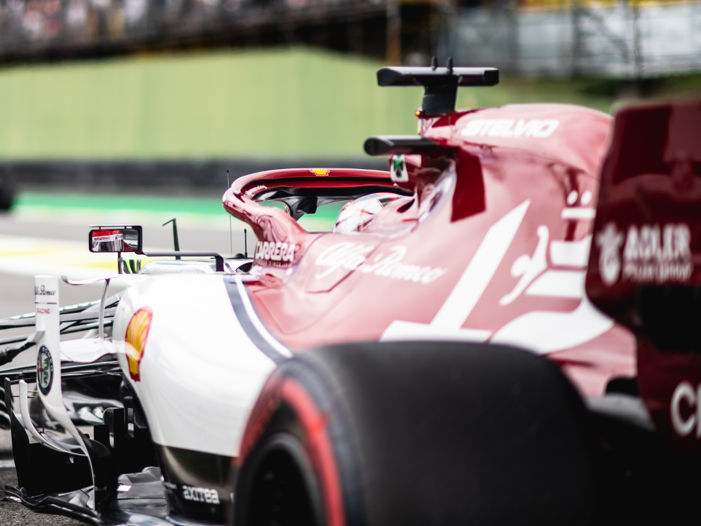 """Alfa Romeo principal Frederic Vasseur suggests the company have a """"long-term"""" deal in F1."""