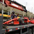 Ferrari to clarify 'internal rules' after driver clash