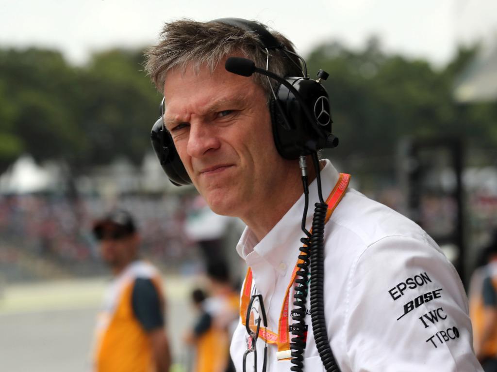 Mercedes technical boss James Allison says Ferrari's history is their 'biggest burden'