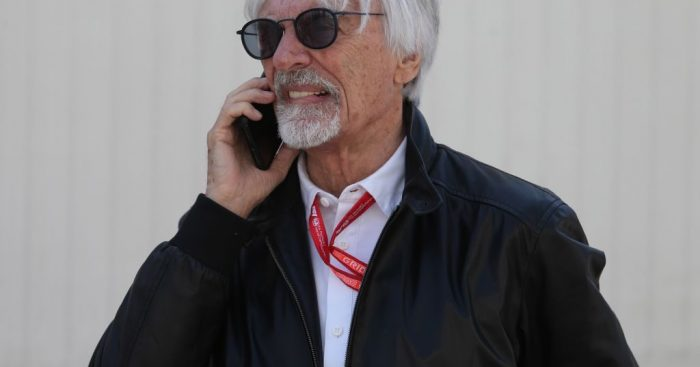 Bernie Ecclestone believes Charles Leclerc would beat Lewis Hamilton at Ferrari