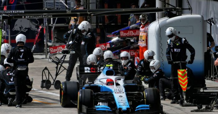 Robert Kubica apologises for incident with Max Verstappen in Brazil.