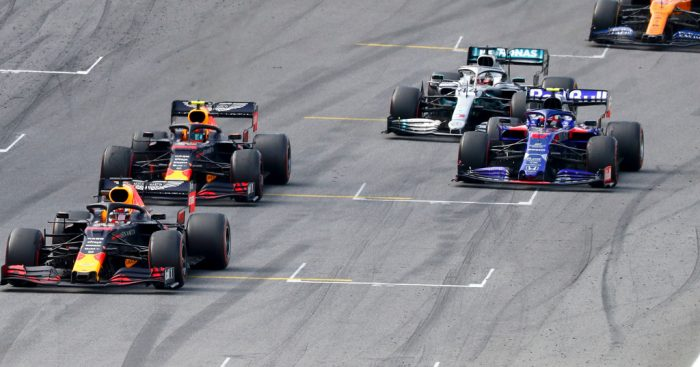 'F1 to explore restarts to recreate Brazil thriller'