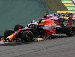Max Verstappen: Esteban Ocon collision karma for dad's crash