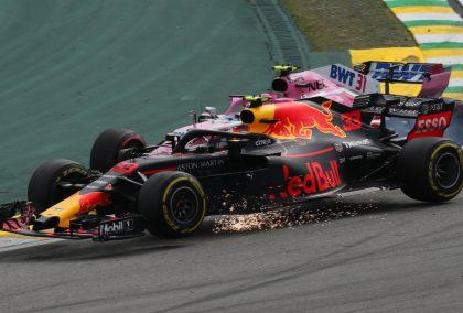 Max Verstappen: Esteban Ocon collision karma for dad's crash
