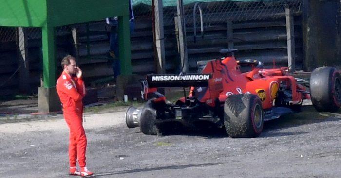 Ross Brawn: Vettel or Leclerc must take responsibility