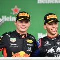 Five youngest podiums in F1 history