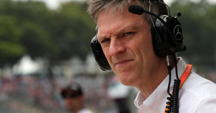 James Allison: First GP in charge was miserable mess