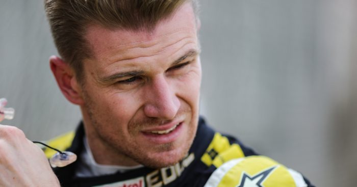 Another door closes on Nico Hulkenberg