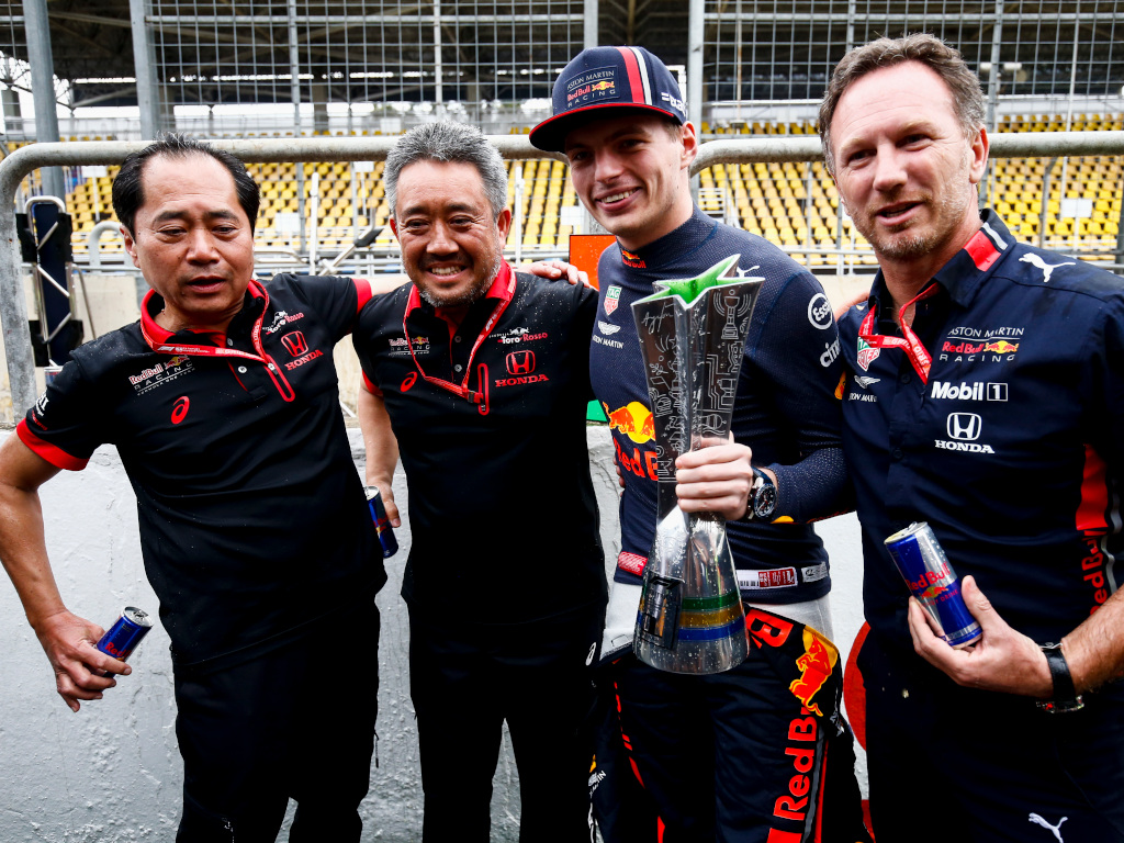 Christian Horner: Honda the first Red Bull supplier to keep their promises