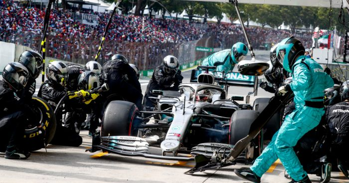 Mercedes wouldn't pit Lewis Hamilton if handed a redo