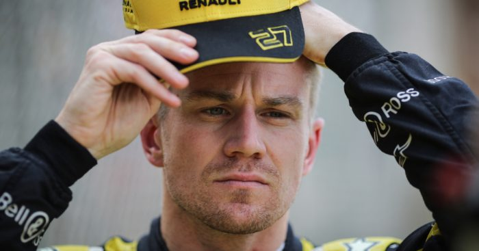 Nico Hulkenberg: I don't feel I am leaving F1