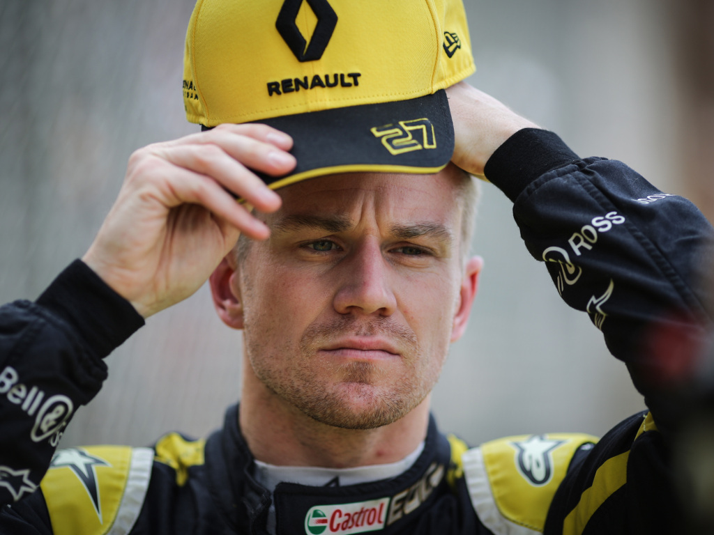 Nico Hulkenberg: I don't feel I am leaving F1