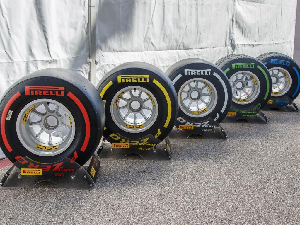 F1 2019 tyres Pirelli