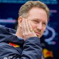 """Christian Horner says Mercedes remain the """"absolute benchmark""""."""